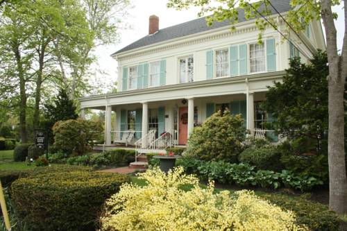 Captain Farris House Bed and Breakfast Cover Picture