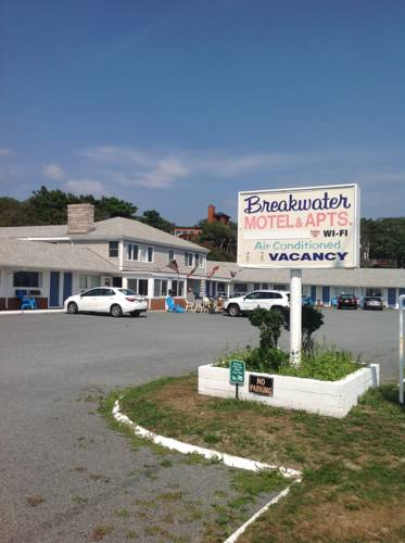 Breakwater Motel Cover Picture