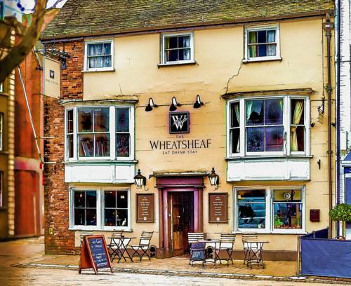 The Wheatsheaf Hotel Cover Picture