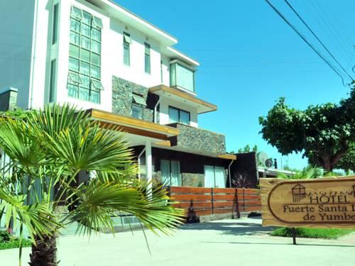 Hotel Fuerte Santa LucÍa de Yumbel Cover Picture