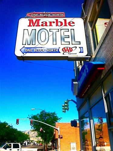 Marble Motel Cover Picture
