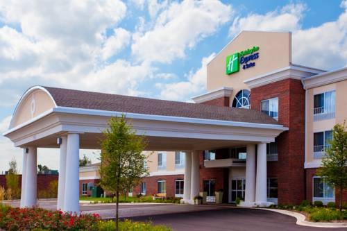 Holiday Inn Express & Suites New Martinsville Cover Picture