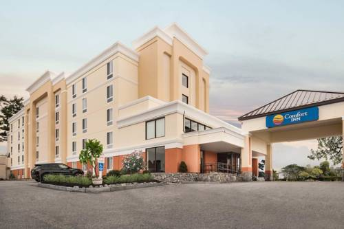 Comfort Inn Airport Manchester Cover Picture