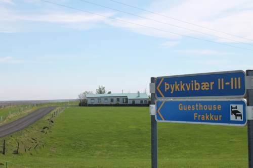Thykkvibær Guesthouse Cover Picture