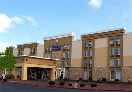 Comfort Inn and Suites East Hartford Cover Picture