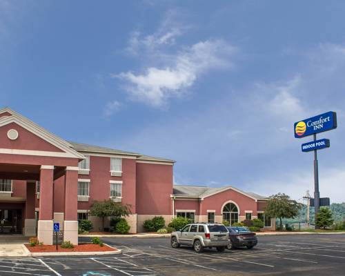 Comfort Inn Clearfield Cover Picture