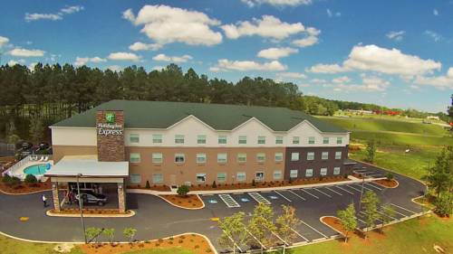 Holiday Inn Express DeFuniak Springs Cover Picture
