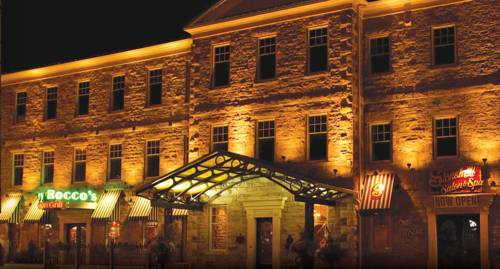Stone Mill Inn Cover Picture