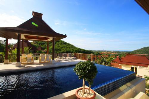 Panorama Bali Style Luxury Sea View Villa Cover Picture