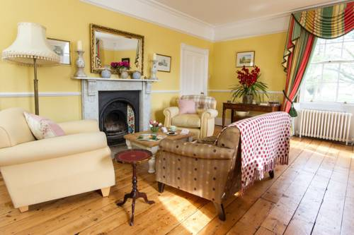 Huntingfield House B&B Cover Picture