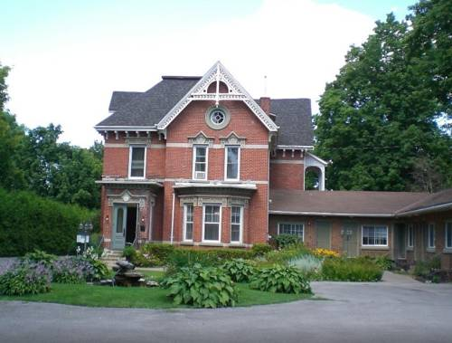 Flint River Bed and Breakfast Cover Picture