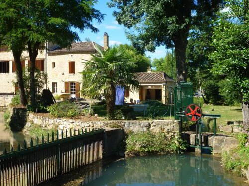 Moulin des Guillandoux - Habitations Troglodytes Cover Picture