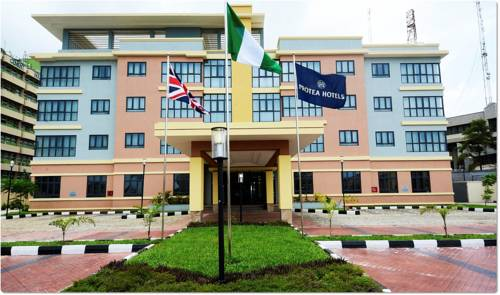 Protea Hotel by Marriott Ikeja Select Cover Picture