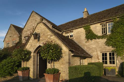 Calcot Manor Hotel Cover Picture