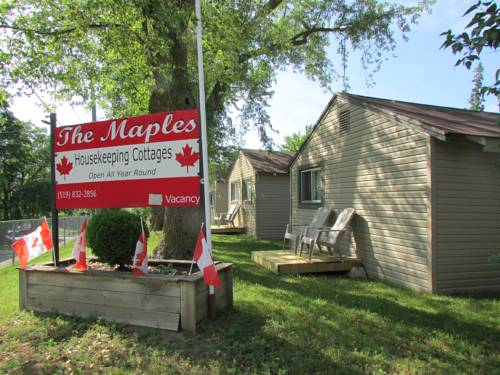 The Maples in Port Elgin Cover Picture