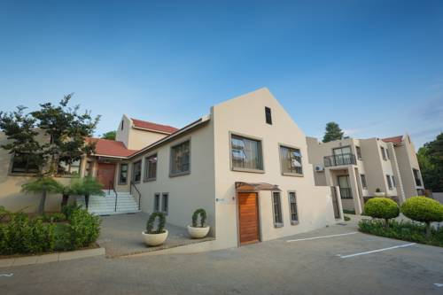 The African Penguin Guesthouse Cover Picture