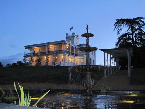 Claremont House Cover Picture