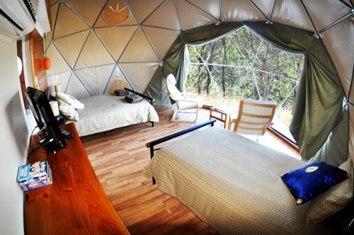 Weltevreden Domes Retreat Cover Picture