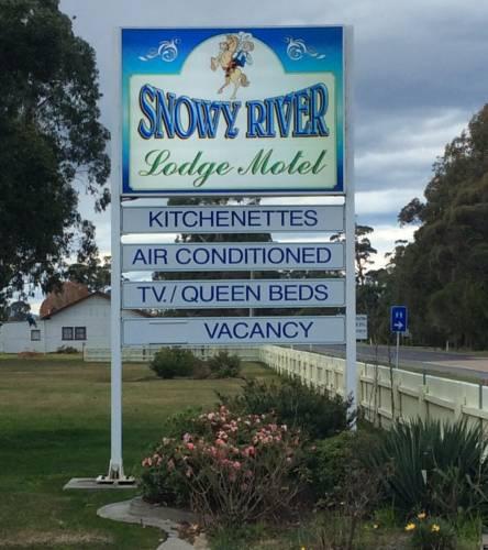 Snowy River Lodge Motel Cover Picture