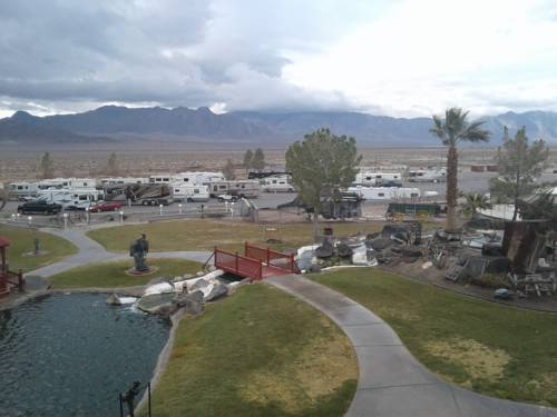 RV Parking at Longstreet Cover Picture