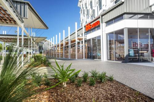 Ibis Mackay Cover Picture