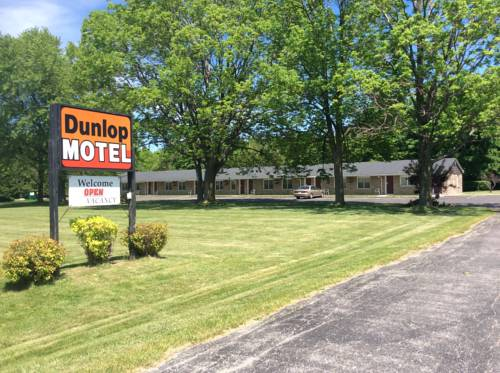 Dunlop Motel Cover Picture