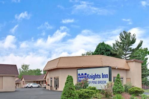 Knights Inn of Pine Brook Cover Picture