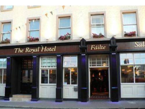 The Royal Hotel Arklow Cover Picture