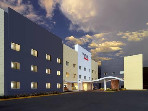 Fairfield Inn & Suites Saltillo Cover Picture