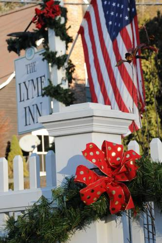 The Lyme Inn Cover Picture