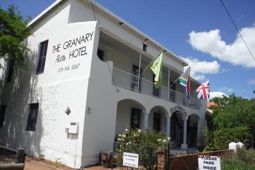 The Granary Petite Hotel Cover Picture