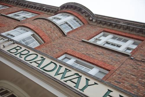 The Broadway Hotel Cover Picture