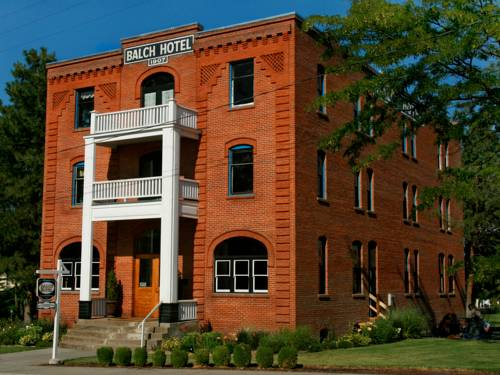 Balch Hotel Cover Picture