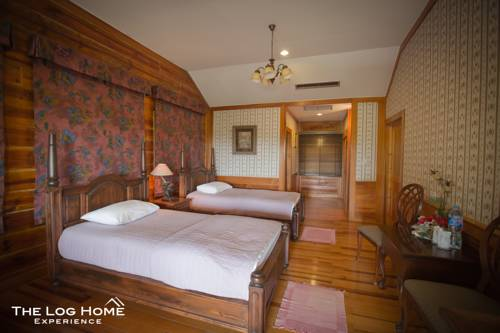 The Log Home Experience Khao Yai Cover Picture