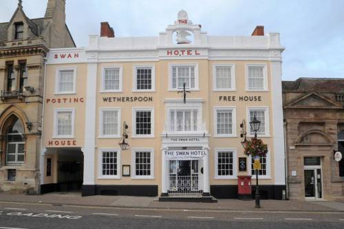 The Swan Hotel Cover Picture