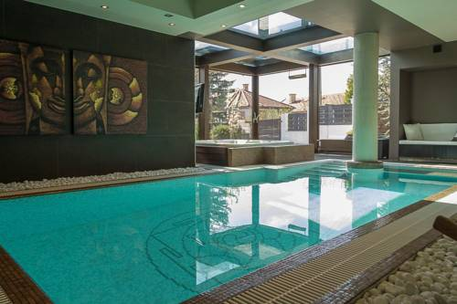 Luxury Villa With Inside Pool Cover Picture