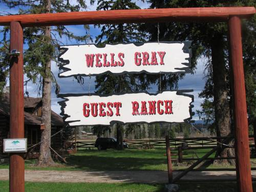 Wells Gray Guest Ranch Cover Picture