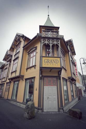 Grand Hotel Egersund Cover Picture