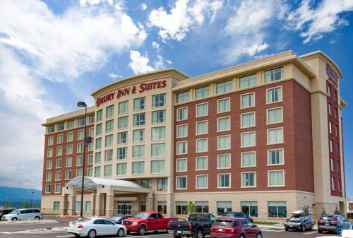 Drury Inn & Suites Colorado Springs Near the Air Force Academy Cover Picture