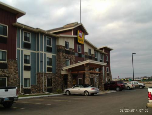My Place Hotel-Jamestown, ND Cover Picture