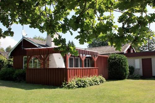Four-Bedroom Holiday home in Nybrostrand Cover Picture