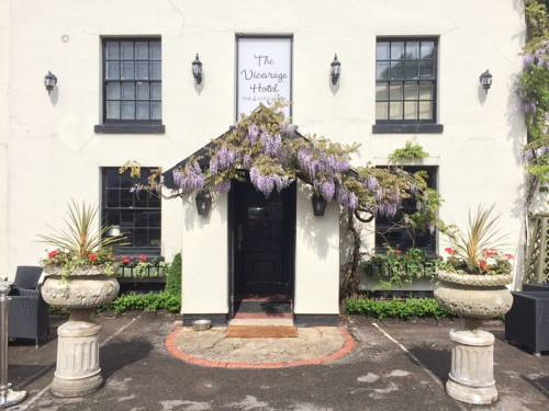 The Vicarage Freehouse & Rooms Cover Picture