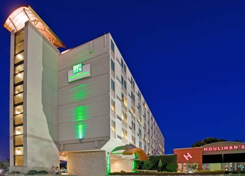 Holiday Inn At the Campus Cover Picture