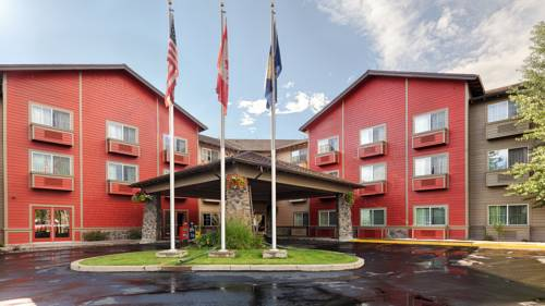 Best Western Rocky Mountain Lodge Cover Picture