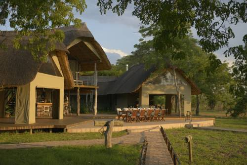 Elephant's Eye, Hwange Cover Picture