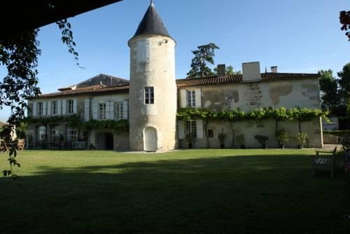 Château de Mouillepied Cover Picture