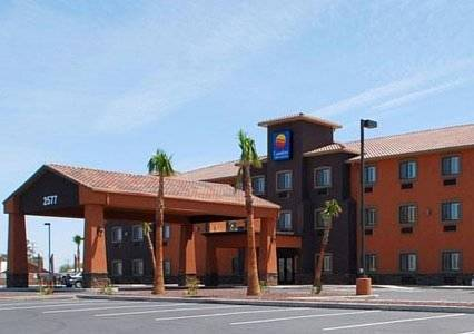 Comfort Inn & Suites Thatcher Cover Picture