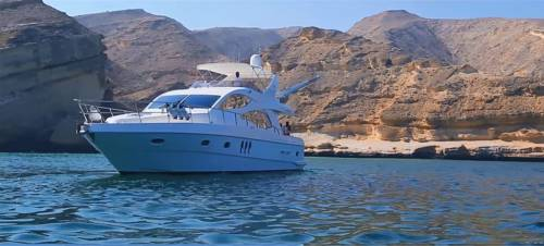 Al Wasmy II Luxury Yacht Cover Picture