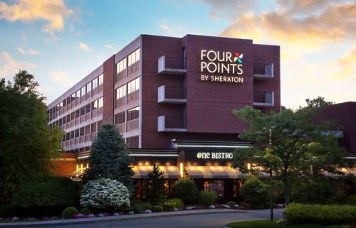 The Four Points by Sheraton Norwood Conference Center Cover Picture
