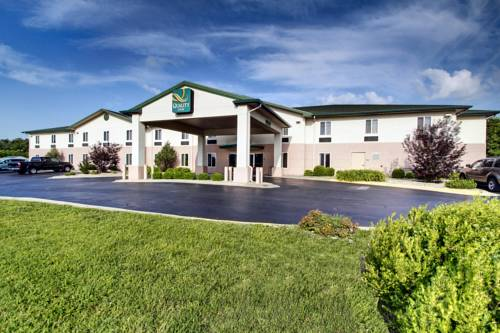 Quality Inn Near Fort Riley Junction City Cover Picture